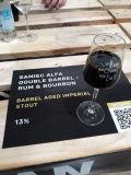 Artezan Samiec Alfa 2017 Double Barrel - Rum & Bourbon