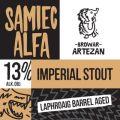 Artezan Samiec Alfa 2017 Laphroaig Barrel Aged