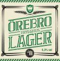 Örebro Brygghus Lager