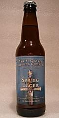 St. George Spring Lager