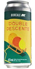 Boréale Double Descente