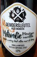 De Moersleutel Motorolie Mexican Vanilla