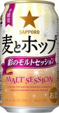 Sapporo Mugi to Hoppu Irodori no Malt Session