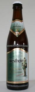 Westheimer Wildschütz Klostermann Naturtrüb