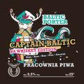 Pracownia Piwa Captain Baltic BA Whiskey Edition