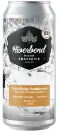 Riverbend Triple Belge Houblonnée