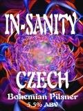 Valley Brew In-Sanity Czech Pils