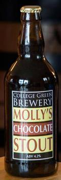 College Green Mollys Chocolate Stout