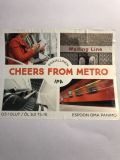 Espoon Oma Panimo Cheers from Metro
