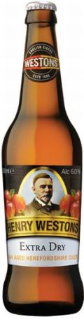 Westons Oak Conditioned Strong Extra Dry Cider
