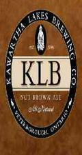 KLB Nut Brown Ale