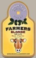 Bradfield Farmers Blonde