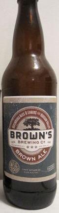 Brown's Brown Ale