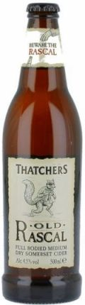 Thatchers Old Rascal (4.5%)
