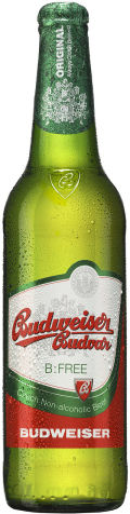 Budweiser Budvar B:Free Nealkoholické Pivo