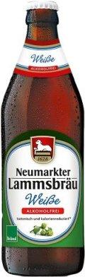 Neumarkter Lammsbräu Weisse Alkoholfrei