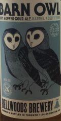 Bellwoods Barn Owl (Blend No. 12)