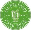 Milestone All Rye Paddy