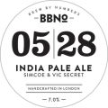 Brew By Numbers 05/28 India Pale Ale - Simcoe & Vic Secret