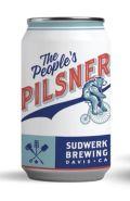 Sudwerk The People's Pilsner