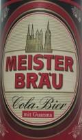 GSM Meister Bräu Cola Bier