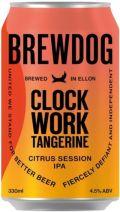 BrewDog Clockwork Tangerine