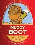 Red Shoot Muddy Boot