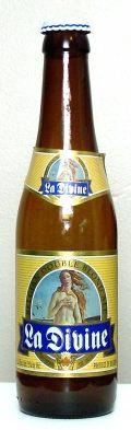 Silly La Divine Belgian Double Blond Ale