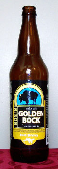 Bison Organic Golden Bock