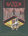 Saxer Dark Bock