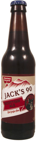Red Lodge Jack's 90 Scottish Ale