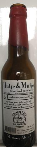 De Molen Hutje & Mutje Woodford Reserve Barrel Aged