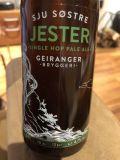 Geiranger Sju Søstre (Jester)
