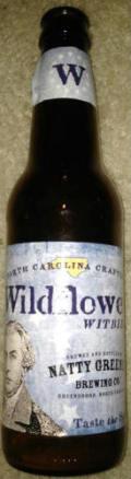 Natty Greene's Wildflower Witbier