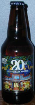Abita 20th Anniversary Pilsner