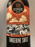 Edge Brewing Tangerine Skies