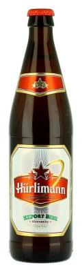 Hurlimann Sternbrau Lager (Export Bier)
