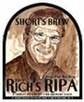 Short's Rich's RIPA (Rye IPA)