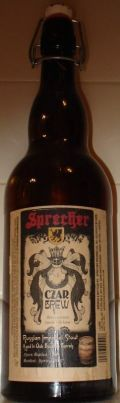 Sprecher Brewmasters Premium Reserve Russian Imperial Stout