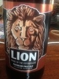 Hook Norton Lion (Bottle)