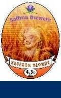 Saffron Blonde