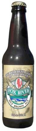 Fox River Nut Brown Ale