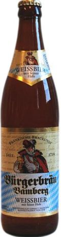 Bürgerbräu Bamberg Weissbier