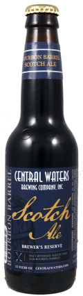 Central Waters Brewer's Reserve Bourbon Barrel Scotch Ale