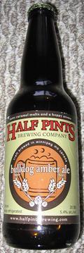 Half Pints Bulldog Amber Ale