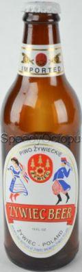 Full Zywiecki Beer