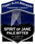 Ferry Ales Spirit of Jane Pale Bitter