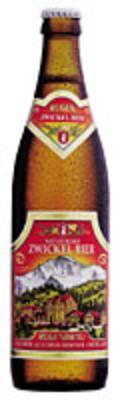 Rugenbräu Zwickel Bier