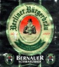 Berliner Bürgerbrau Bernauer Schwarzbier