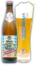 Will-Bräu Original Bayerisch Hefe Weizen Alkoholfrei
